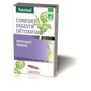 Artichaut-Fenouil Bio NATURLAND