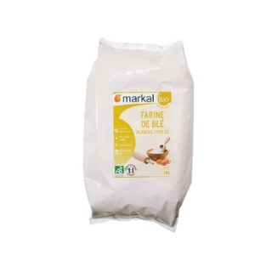Farine de blé T65 - 1 kg 281043