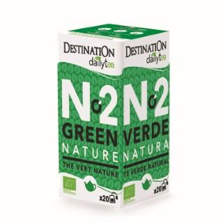 Thé vert nature Ceylan Destination 40 g 281045