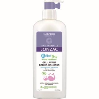 Gel lavant dermo-douceur 1L Eau Thermale Jonzac