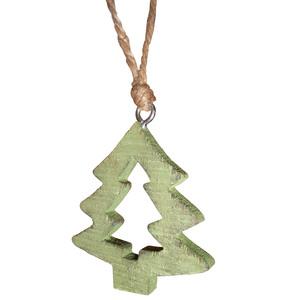 Sapin vert en bois 284348