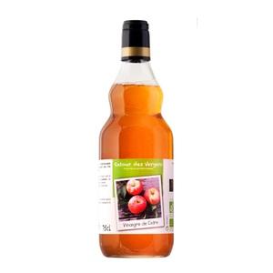 Vinaigre de cidre bio Retour des Vergers 75cl 288359