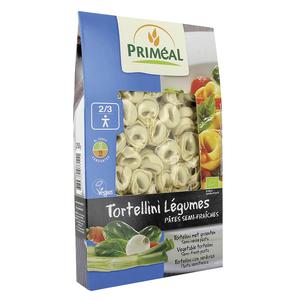 Tortellini légumes 250 g PRIMEAL