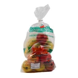 Pommes variées en sachet