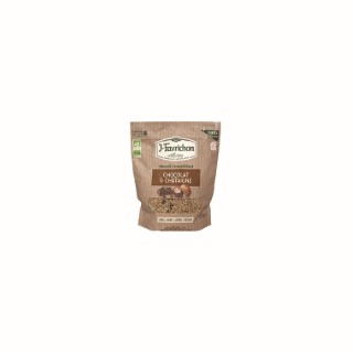 Muesli croustillant chocolat châtaigne - 375 g 294337