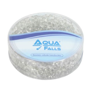 Graviers Aqua Falls blanc 350 g 297273