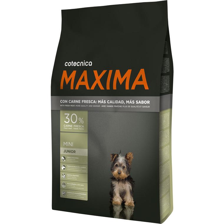 Croquettes pour chiot de petite taille - Cotecnica Maxima mini - 1 kg
