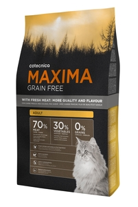 Cotecnica Maxima Grain Free Chat adulte 3 kg