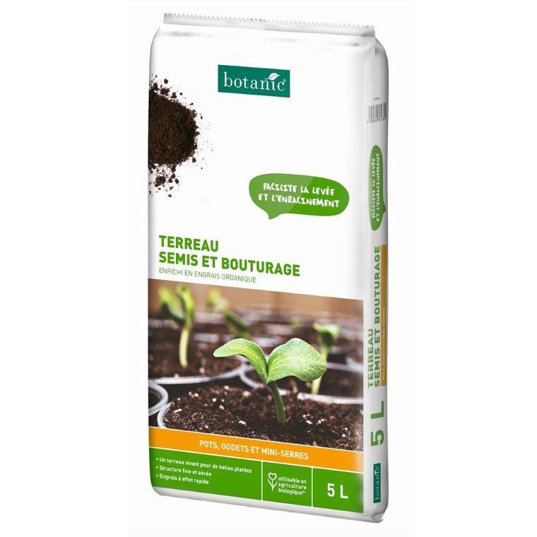 Terreau semis bouturage 5L
