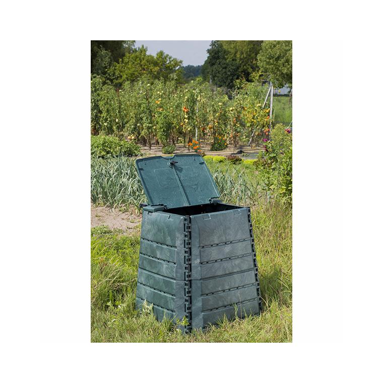 Composteur en plastique recyclé 280 litres
