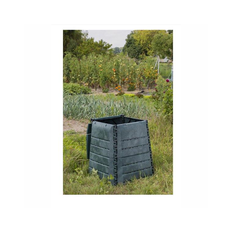 Composteur bois botanic for Botanic com jardin