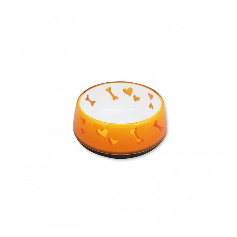 Bol chien orange 300 ml