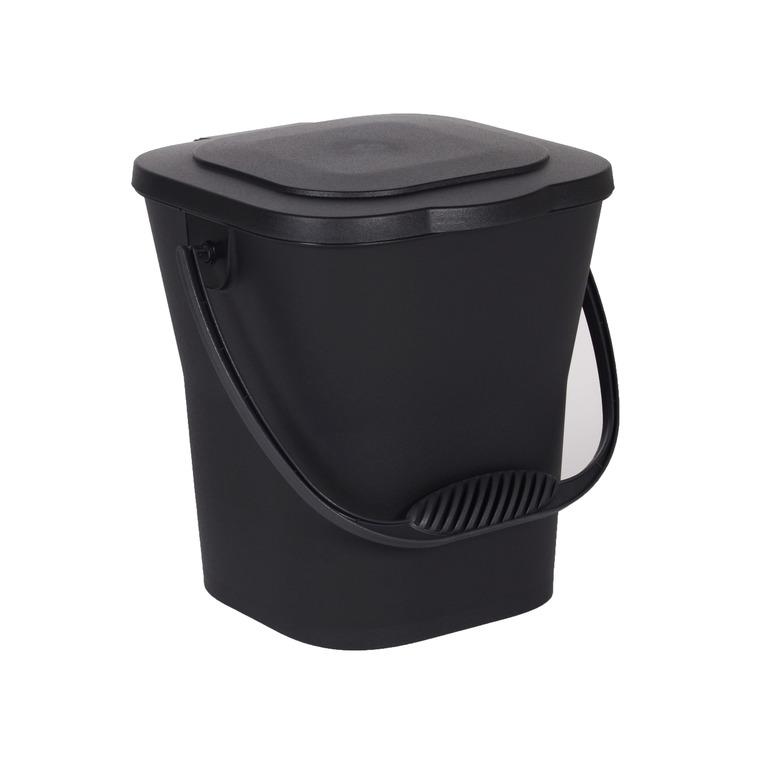 Seau à compost gris - 6L