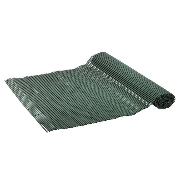 Canisse LOP osier, vert – Rouleau 1,5x3 m