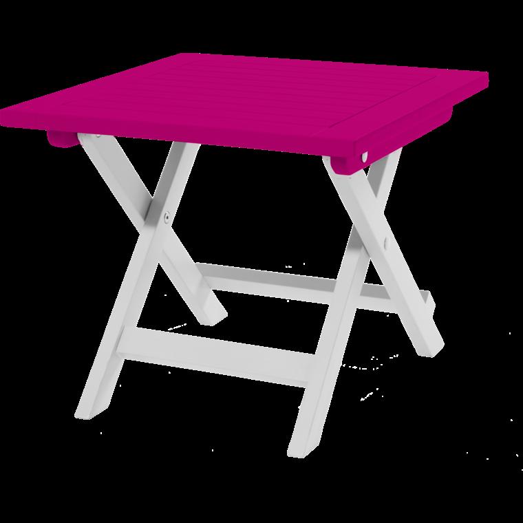 Table d'appoint pliante