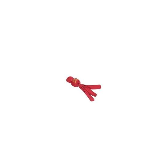 Jouet pour chien Kong wubba S rouge 20 cm