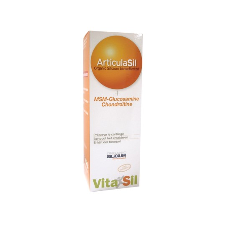 Articulasil MSM 2,0 gel 225 ml VITASIL