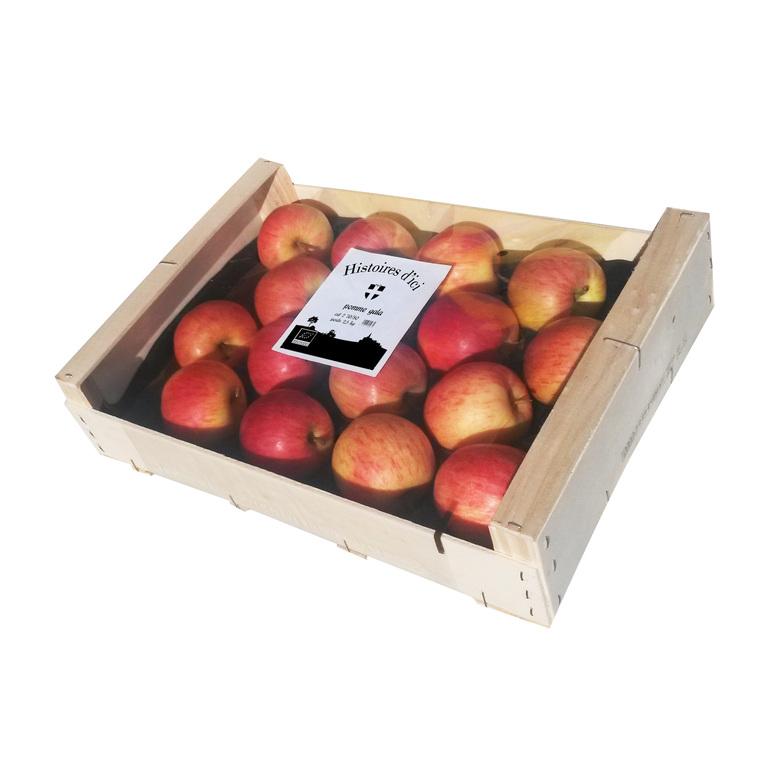 Pcs plateau lité pomme Histoire d'ici 2 kg