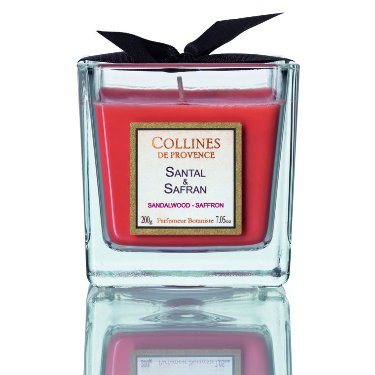 Bougie Parfumée LES COLLINES DE PROVENCE