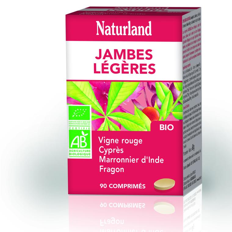 Jambes légères Bio 208141