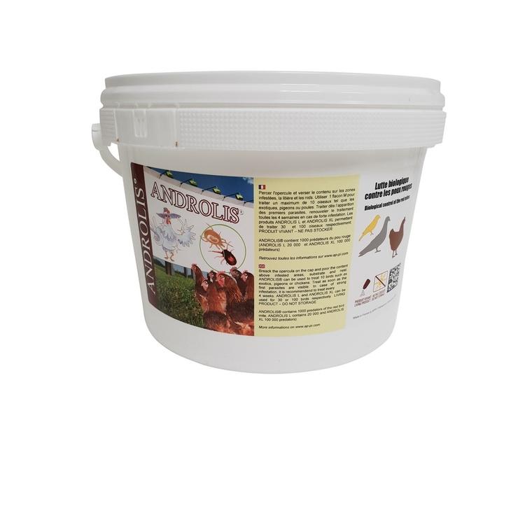 Androlis en boite blanche format XL 210965