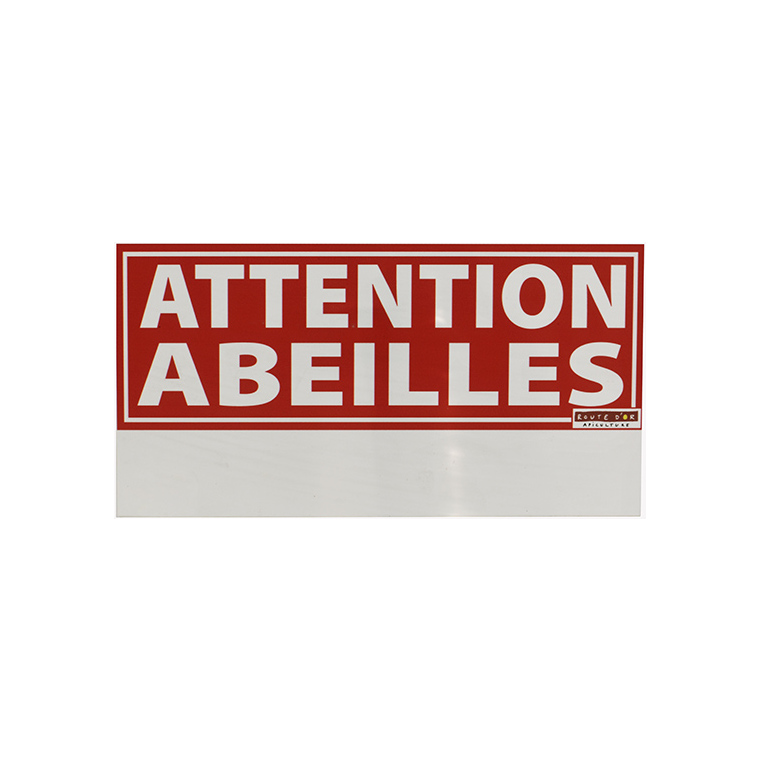 "Panneau ""Attention Abeilles"" 215601"