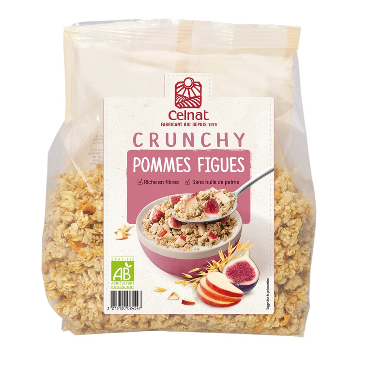 Crunchy Pommes Figues - 500 gr 217137