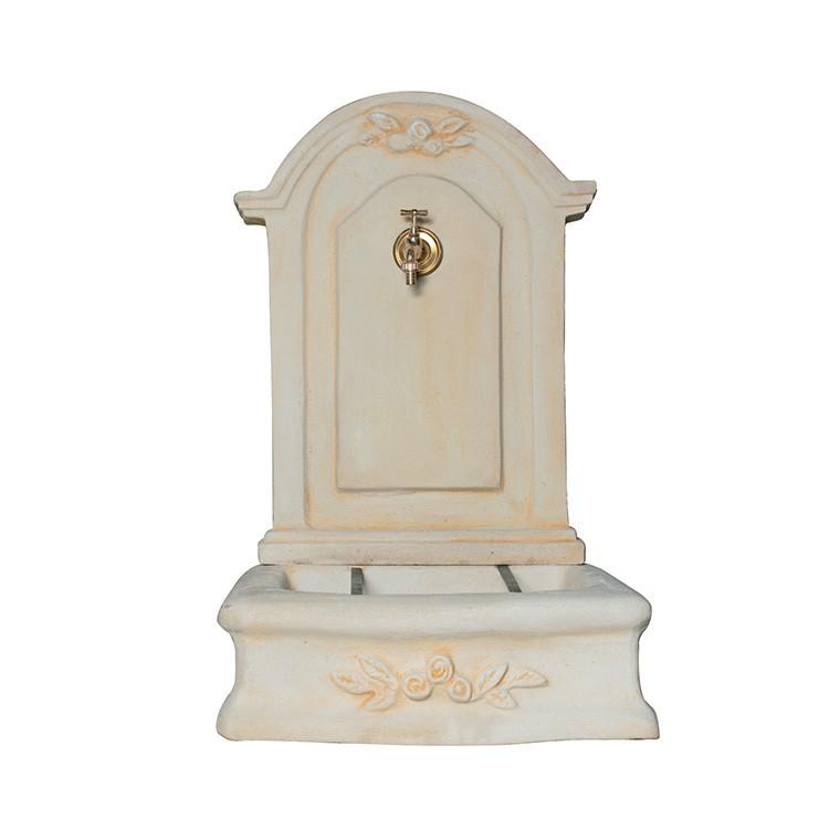 Fontaine de jardin murale - Romantique 218483