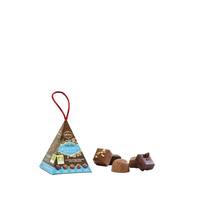 Chancelière Diamant à suspendre et ses chocolats 221351