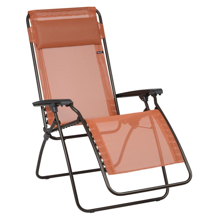 Fauteuil Relax R CLIP orange 222737