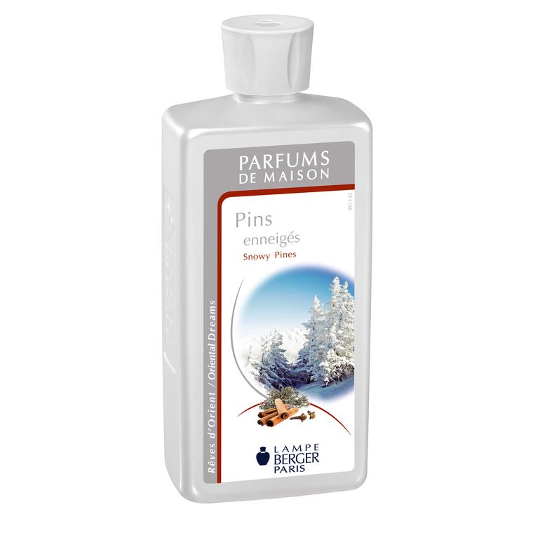 Parfum Pins enneigés pour Lampe Berger 500 ml 223276