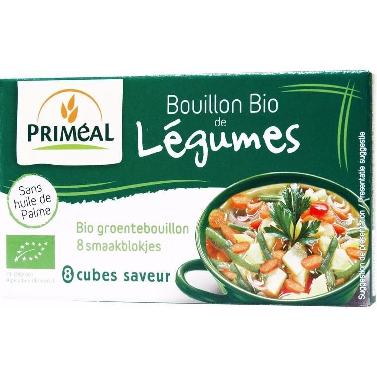 Bouillon de légumes en cube - 72 gr 224079