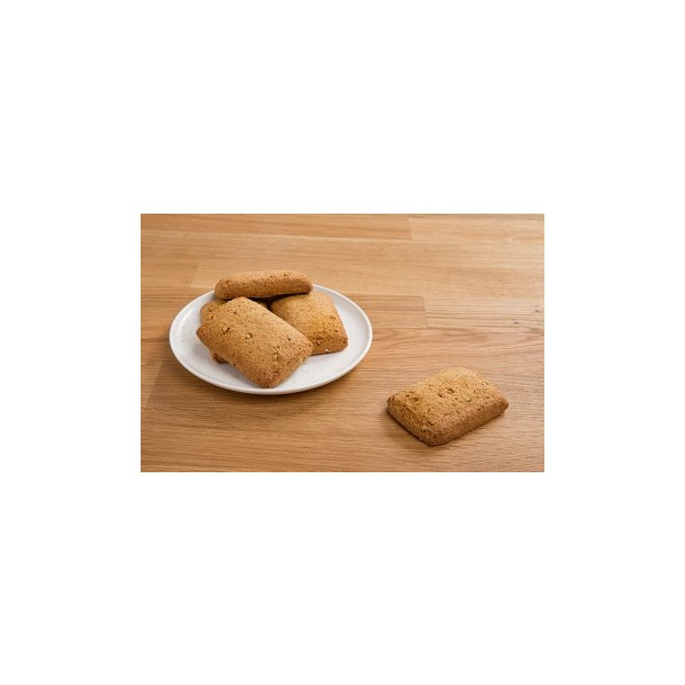 Biscuits de petit épeautre au miel bio solidaire - Prix au kilo 225402