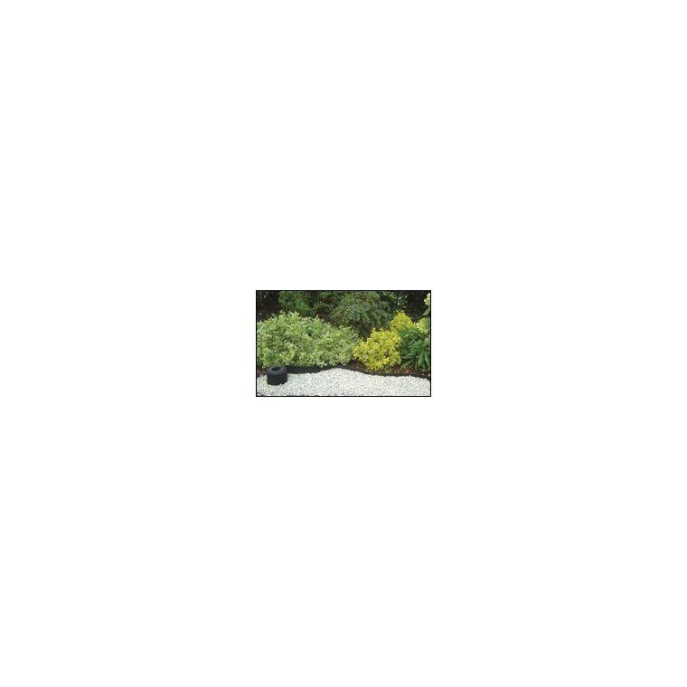 Bordure de gazon Selfix bordura coloris noir 0,13x5 m 226966