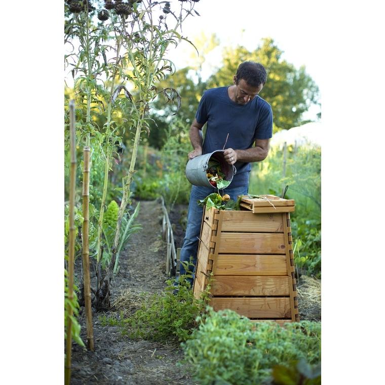 Composteur bois botanic® 300 litres 227649