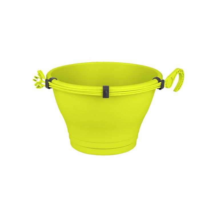 Suspension CORSICA lime vert D.29 x H.19 cm 7 l 231065