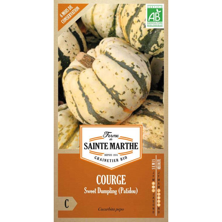 Courgette Sweet Dumpling Patidou 232604