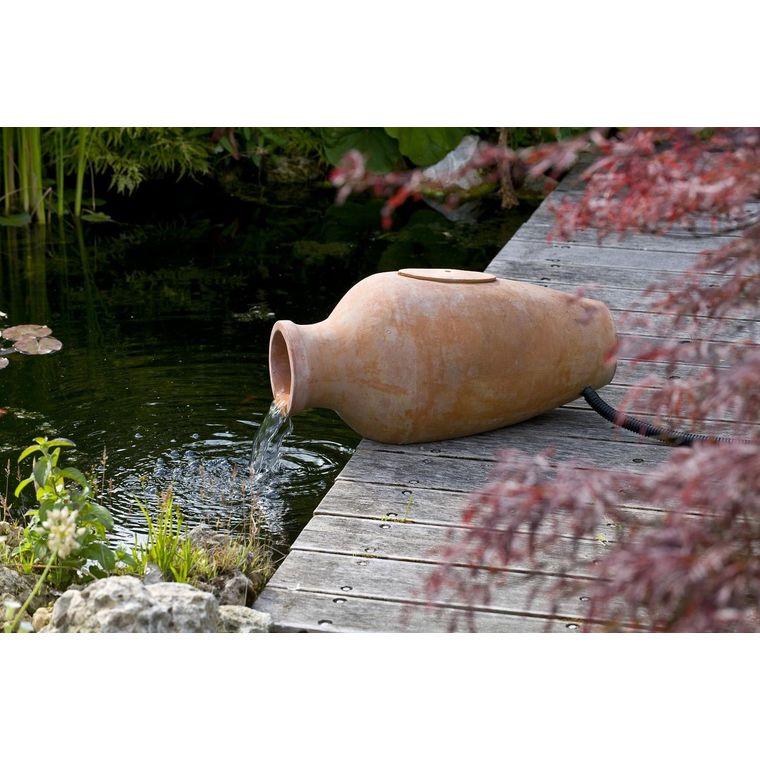 Kit filtration Ubbink Cruche avec pompe et tuyau 232696