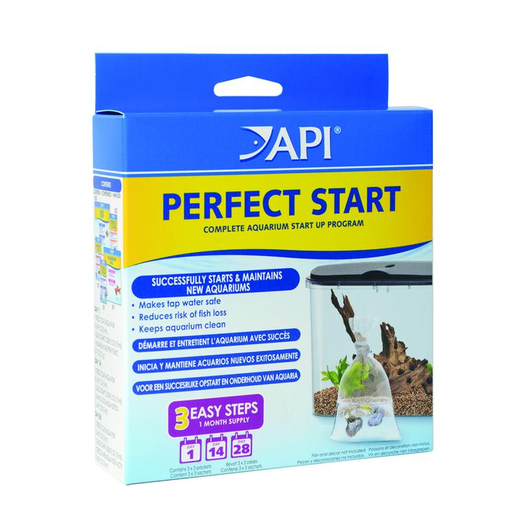 Kit démarrage perfect start 233986
