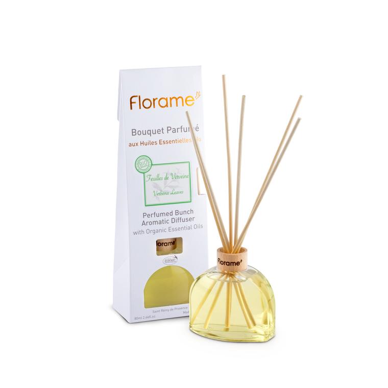 Bouquet parfumé Feuilles de Verveine 80 ml 234286