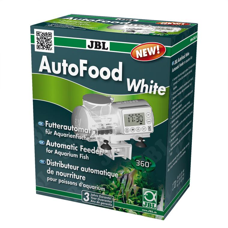 Distributeur auto. Nourriture blanc 234309