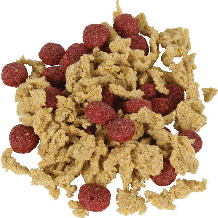 Crunchy cup naturelle à la betterave pour rongeurs 130 g 235005