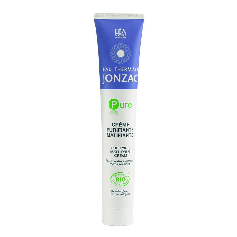 Crème purifiante matifiante Eau Thermale Jonzac 50 ml 245762