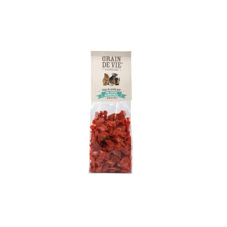 Chips de Carotte 130 g 245785