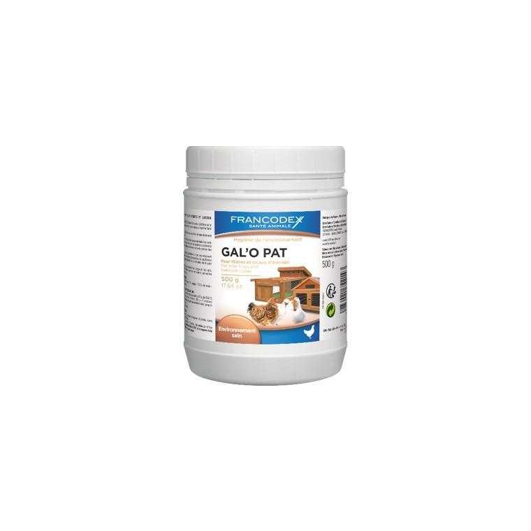 Granulés insectifuges environnement en pot blanc de 1 kg 245796