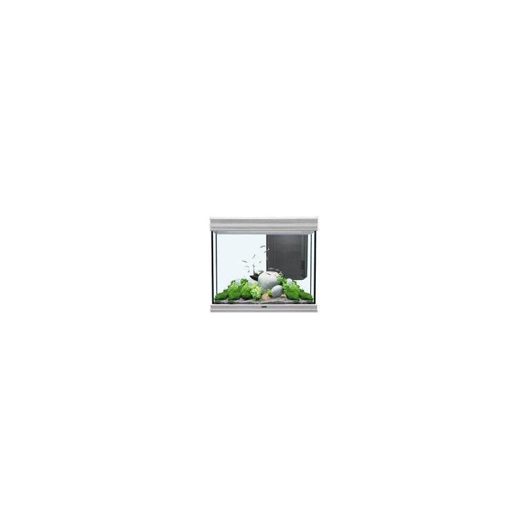 Aquarium Fusion LED Frêne Gris 65x70x50 cm 246055