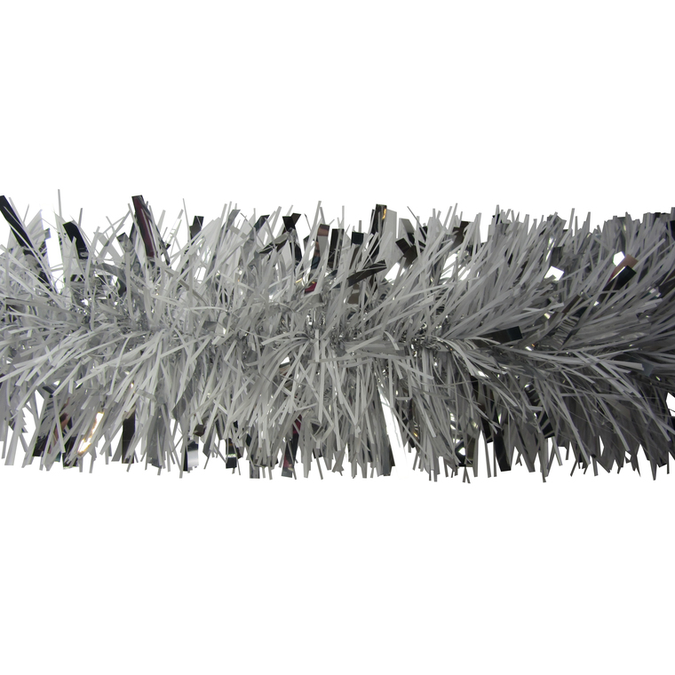 Guirlande argentée et blanche 247595
