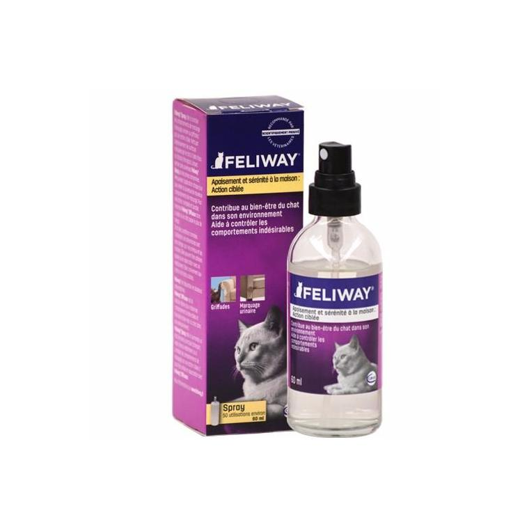 Feliway spray pour chat 60 ml 250905