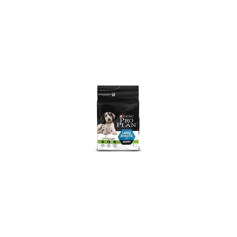 Croquettes puppy athletic pour chiot de grande taille Pro plan 12 kg 257624