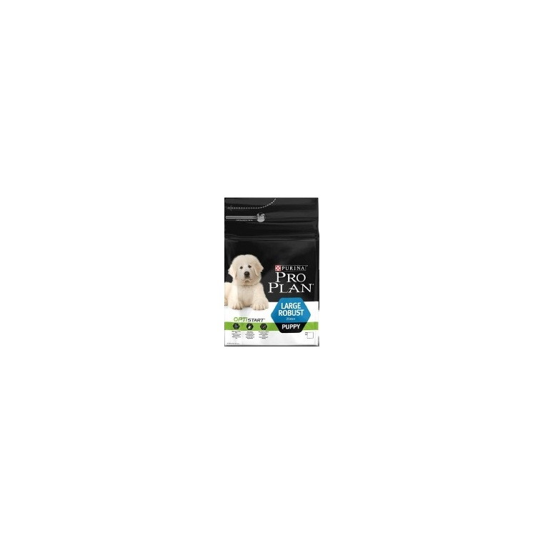 Croquettes puppy robust pour chiot de grande taille Pro plan 3 kg 257625